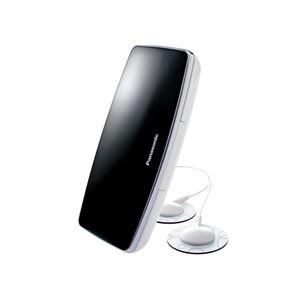 Panasonic(パナソニック) 低周波治療器 ポケットリフレ EW-NA23-K ブラック - 拡大画像
