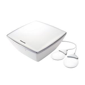 Panasonic(パナソニック) 低周波治療器 おうちリフレ EW-NA63-W ホワイト - 拡大画像