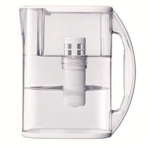 クリンスイ ポット型浄水器 大容量タイプ CP207-WT-2