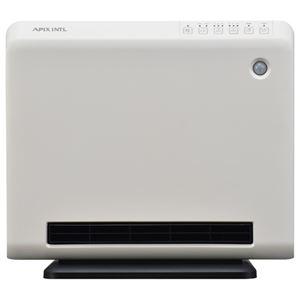 アピックス センサー式セラミックヒーター (ホワイト) AMC-530-WH