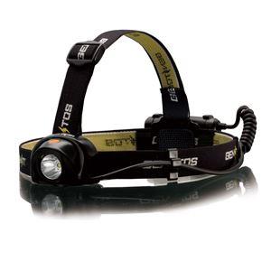 GENTOS(ジェントス) ヘッドライト ヘッドウォーズ 200lm HW-888H