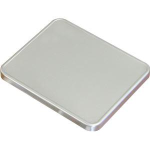 dretec(ドリテック) ステンレス皿(GS-510 プロスケール10kg 用) ZZ-900 - 拡大画像