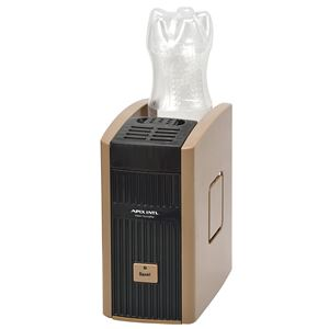APIX-INTL スチーム式アロマ加湿器 AHD-090-BR
