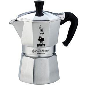 コーヒーメーカー(モカ エキスプレス) 1カップ...の商品画像
