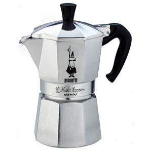 コーヒーメーカー(モカ エキスプレス) 2カップ用【BIALETTI(ビアレッティ)/MOKA EXPRESS 2cup用】 1168