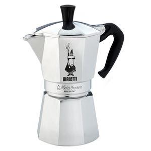 コーヒーメーカー(モカ エキスプレス) 6カップ用【BIALETTI(ビアレッティ)/MOKA EXPRESS 6cup用】 1163