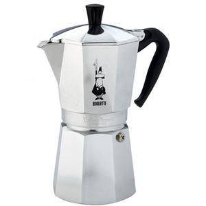 コーヒーメーカー(モカ エキスプレス) 9カップ用【BIALETTI(ビアレッティ)/MOKA EXPRESS 9cup用】 1165