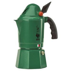 コーヒーメーカー(モカ アルピナ) 3カップ用 直火式【BIALETTI(ビアレッティ)/MOKA ALPINA 3cup用】 2762