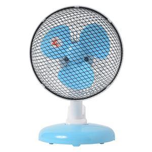 ネオーブ 卓上・クリップ扇風機 NFW18-C17A ブルー