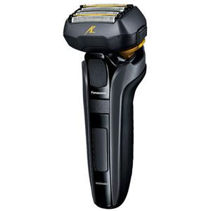 ラムダッシュ(電気シェーバー/髭剃り) 黒 5枚刃 水洗い 海外対応 ES-LV5C-K 『Panasonic パナソニック』