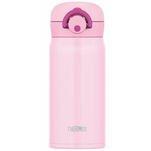 真空断熱ケータイマグ/水筒 【350ml】 ライトピンク 超軽量 直飲み 保温・保冷両対応 『THERMOS サーモス』