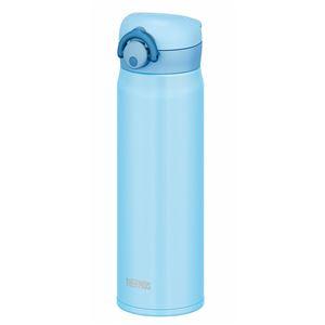 真空断熱ケータイマグ/水筒 【500ml】 ライトブルー 超軽量 直飲み 保温・保冷両対応 『THERMOS サーモス』