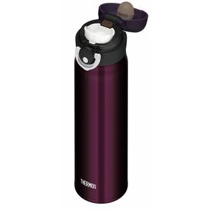 真空断熱ケータイマグ/水筒 【500ml】 ミッドナイトブラック 超軽量 直飲み 保温・保冷両対応 『THERMOS サーモス』