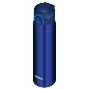 真空断熱ケータイマグ/水筒 【600ml】 ロイヤルブルー 超軽量 直飲み 保温・保冷両対応 『THERMOS サーモス』