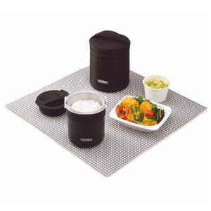 ご飯が炊ける弁当箱/ミニ炊飯器 【ブラック】 ...の紹介画像2