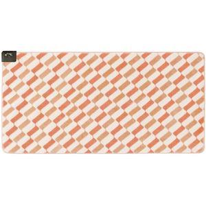 広電 電気カーペット/ホットカーペット 【1畳】 カバー 一体型 長方形 88cm×176cm マイヤー調仕上げ