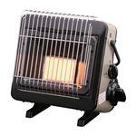 イワタニ カセットガスストーブ/暖房器具 【ポータブルタイプ】 軽量 コードレス 安全装置搭載 マイ暖