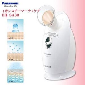 【大幅値下げ!】Panasonic(パナソニック)イオンスチーマー ナノケア EH-SA30-N ゴールド調