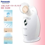 Panasonic(パナソニック)イオンスチーマー ナノケア EH-SA30-N ゴールド調