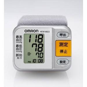 OMRON(オムロン) デジタル自動血圧計 HEM-6022 - 拡大画像