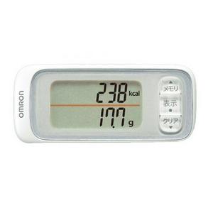 OMRON(オムロン) 歩数計 Walking style HJ-305-W ピュアホワイト