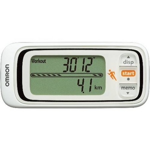 OMRON(オムロン) 活動量計 Jog style HJA-300-W フレッシュホワイト - 拡大画像