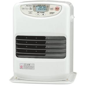 ダイニチ 家庭用石油ファンヒーター Sタイプ FW-255S-W(ウォームホワイト)