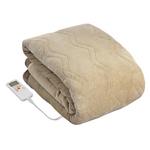 広電 電気掛敷毛布 CWS-F800SB 本体は丸洗いでき清潔。 販売価格: 12,191円  (税込: 12,800円)