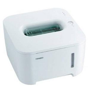ツインバード 湿度センサー付ハイブリッド加湿器 SK-D978W(ホワイト)