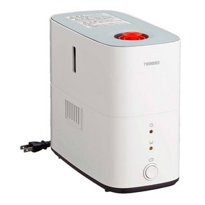 ツインバード パーソナル加湿器 SK-4975W(ホワイト)