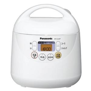Panasonic 電子ジャー炊飯器 SR-CL05P-AH