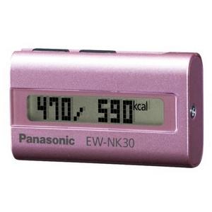 Panasonic(パナソニック) 活動量計 デイカロリ EW-NK30-M ライトピンク