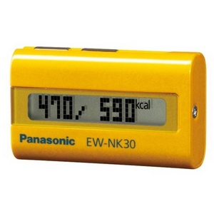 Panasonic (パナソニック)活動量計 デイカロリ EW-NK30-Y イエロー