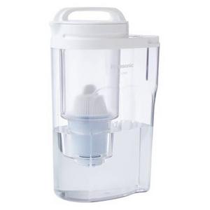 Panasonic(パナソニック) ポット型ミネラル浄水器 TK-CP40-W(1.1L) 白 - 拡大画像