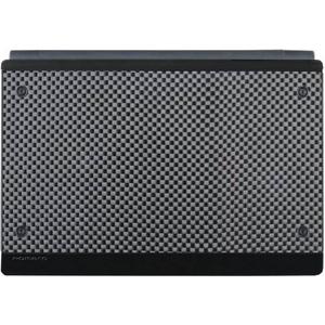 キングジム デジタルメモ「ポメラ」 DM20専用 着せ替えパネル レーシングカーボン
