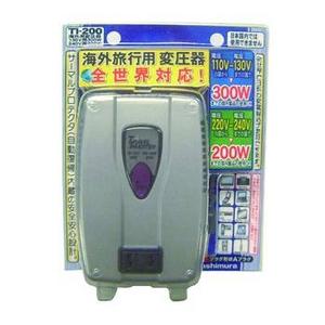 カシムラ ダウントランス TI-200 - 拡大画像