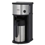 THERMOS 真空断熱ポット コーヒーメーカー0.63L ECF-700-SBK ステンレスブラック