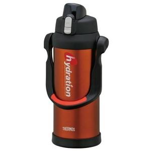 サーモス(thermos) 真空断熱スポーツジャグ2.0L FEM-2001-OR オレンジ - 拡大画像