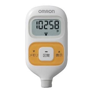 OMRON(オムロン) 歩数計 ウォーキングスタイル HJ-203-D