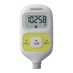 OMRON(オムロン) 歩数計 ウォーキングスタイル HJ-203-G
