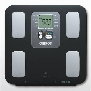 OMRON(オムロン) 体重体組成計 カラダスキャン HBF-204-K