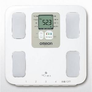 OMRON(オムロン) 体重体組成計 カラダスキャン HBF-204-W
