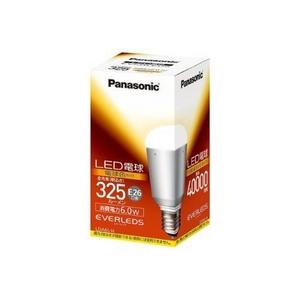Panasonic(パナソニック) LED電球 EVERLEDS(エバーレッズ) 6.0W LDA6LH (電球色相当)
