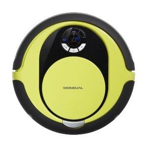 MONEUAL ロボット掃除機 クレモン MR6680J-G グリーン - 拡大画像