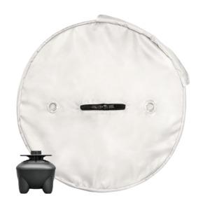 コンパクト衣類乾燥機 SFD-100BK