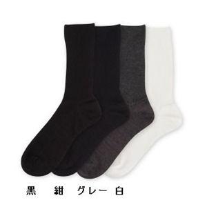 Deol(デオル) レギュラーソックス 男性用 黒
