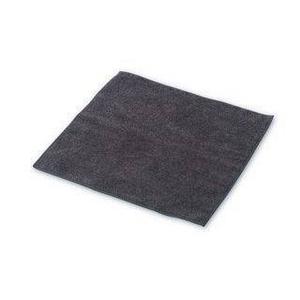 Deol(デオル) ミニタオル ブラック 4枚セット