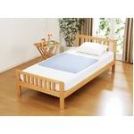 ヒラカワ|洗えるひんやりジェルマット シングルセット(シングル+枕)|2010年版