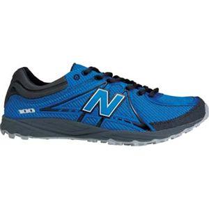 New Balance(ニューバランス) ランニング シューズ MT100D ブルーXブラック 27.0cm ワイズ:Dの写真1