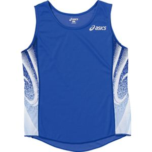 ASICS(アシックス) W'Sランニングシャツ ブルー XT2027 S
